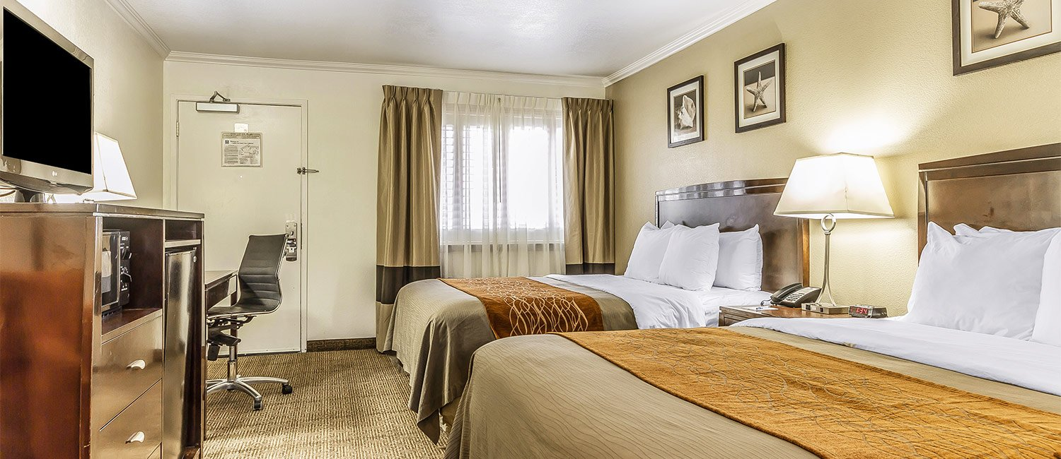 Santa Cruz Guest Rooms