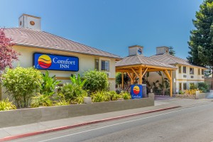 Comfort Inn Santa Cruz - Our Santa Cruz Hotel Located on Plymouth Street