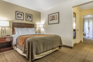 Comfort Inn Santa Cruz - Guest Room with 2 Beds