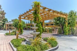 Comfort Inn Santa Cruz - Hotel Courtyard