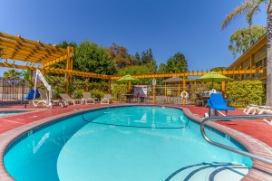 Comfort Inn Santa Cruz - Outdoor Pool